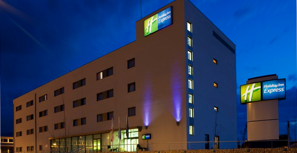 Holiday Inn Vitoria 1